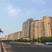 沙井地铁口6栋大型封闭小区御荣花园
